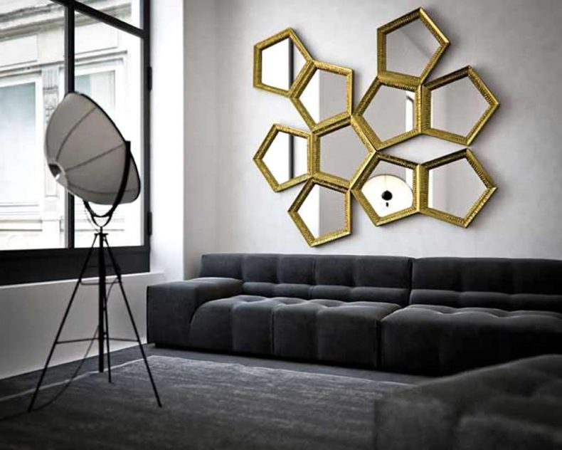 Trend Report: Living Room Wall Mirrors